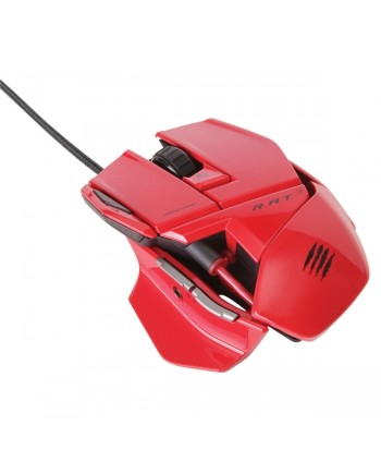 Rato Mad Catz R.A.T. 3  Red - MCB437030013/04/1