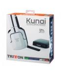 Auscultador Tritton Kunai Univ. Sem Fios Branco - TRI906300001/02/1