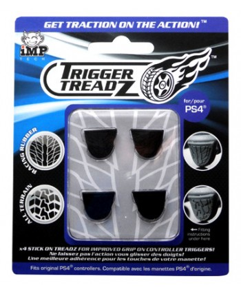 Trigger Treadz 4 Pack PS4 - TRTZPS4