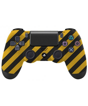 Controlador Imagine Customs Yellow Hazard PS4 - ICYELLOWHZPS4