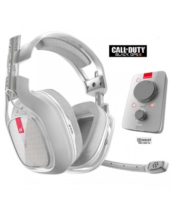 Ausc Astro A40 TR + MixAmp TR branco