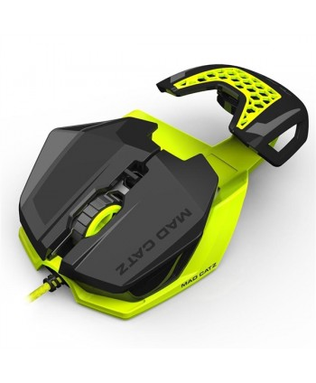 Mad Catz R.A.T.1 Black-Green. - MCB437260006/06/1