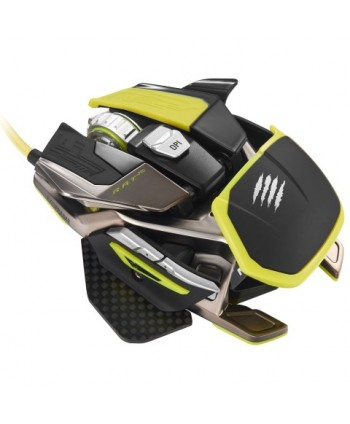 Mad Catz R.A.T. PRO X  -  Pixart Laser version