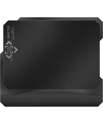 INVICTUS Core Gaming Mousepad, black - SL-6262-BK