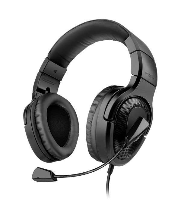 MEDUSA XE Virtual 7.1 Surround Headset - USB, black