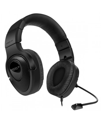 MEDUSA XE Stereo Gaming Headset, black