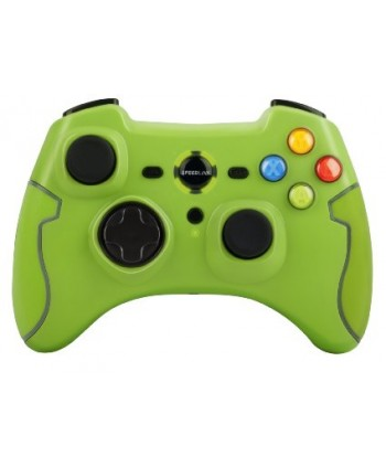 TORID Gamepad - Wireless - for PC-PS3, green - SL-6576-GN-01