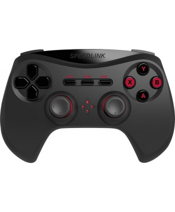 STRIKE NX Gamepad - Wireless - for PC, black