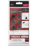 TRIGGER Controller Add-On Kit - for PS3, black - SL-4424-BK