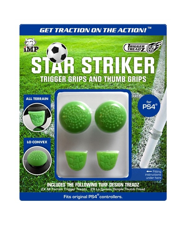 Trigger Treadz Star Striker 4 PS4