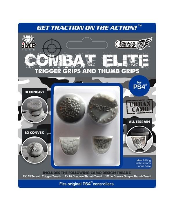 Trigger Treadz Combat Elite PS4 Urban Camo