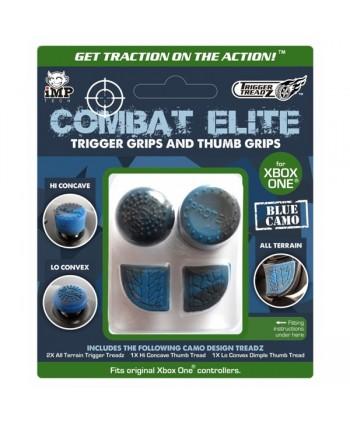 Trigger Treadz Combat Elite XO Blue Camo - XB1COMELI02