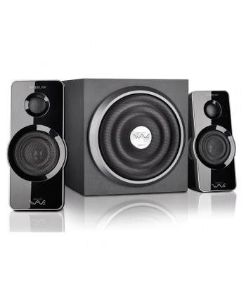 Sistema Áudio Speedlink Gravity Wave X 2.1 com Subwoofer