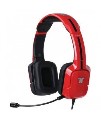 Auscultador Tritton Kunai para PS3 Vermelho - TRI881040003/02/1