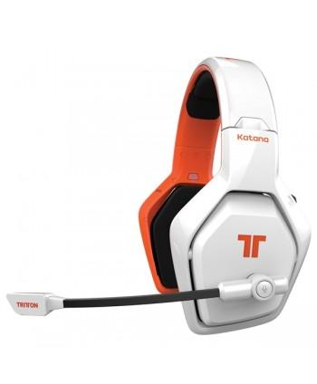 Ausc sem fios Tritton Katana 7.1 HD Universal branco - TRI909770001/02/1