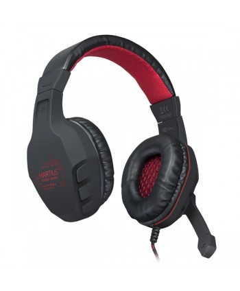 MARTIUS Stereo Gaming Headset, black - SL-860001-BK