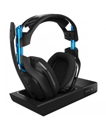 Auscultador Astro A50 Wireless para PS4 e PC - 3AS52-AGW9N-510