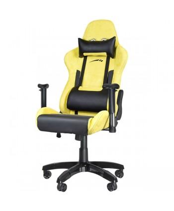REGGER cadeira gaming amarela