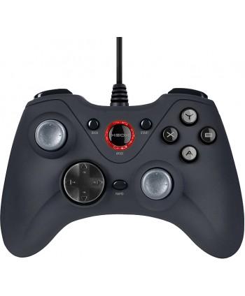 XEOX Pro Analog Gamepad - USB, black - SL-6556-BK