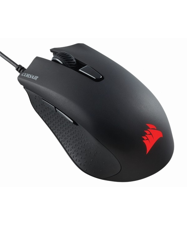 Rato Corsair Harpoon RGB Black optico 6000DPI