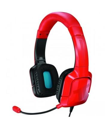 Auscultador Tritton Kama para PS4 vermelho