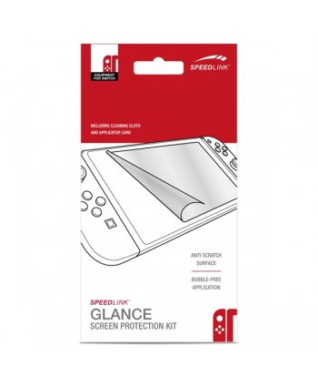 GLANCE Screen Protection Kit - for Nintendo Switch - SL-330500