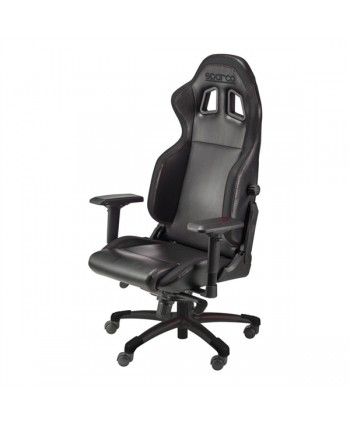 Cadeira gaming Sparco GRIP preto - SP00976NR