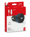 ROD USB Car Adapter - for Nintendo Switch, black