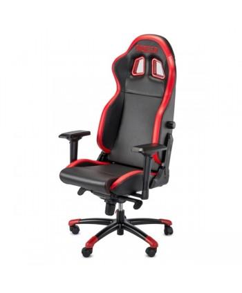 Cadeira gaming Sparco GRIP preto/vermelho