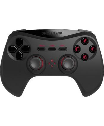 Controlador Speedlink Strike NX para PS3 s/ fios - SL-440401-BL-01