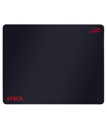 ATECS Soft Gaming Mousepad - Size M, black - SL-620101-M