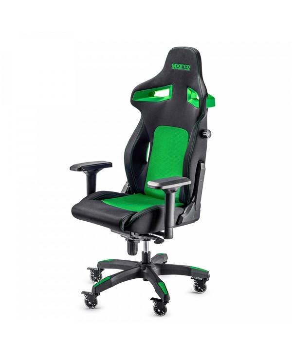 Cadeira gaming Sparco STINT Preto/Verde