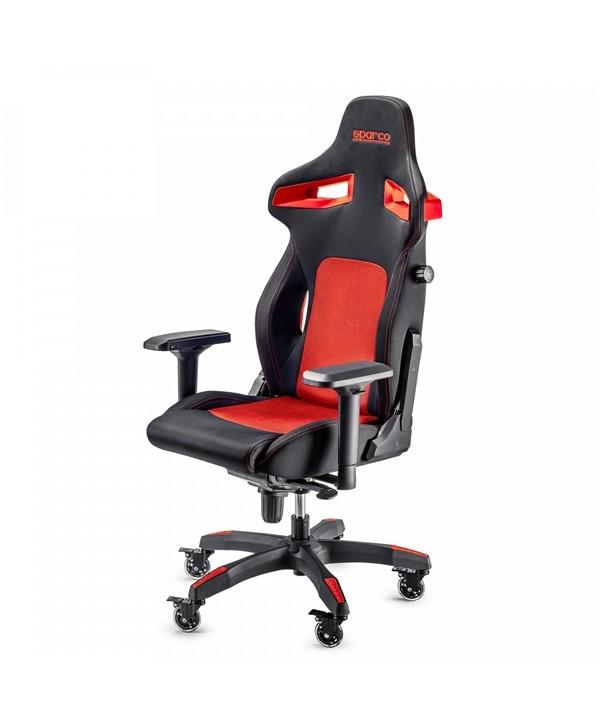 Cadeira gaming Sparco STINT Preto/Vermelho