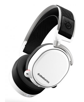 Ausc SteelSeries Arctis PRO Wireless Branco - 61474