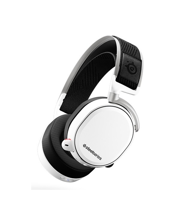 Ausc SteelSeries Arctis PRO Wireless Branco