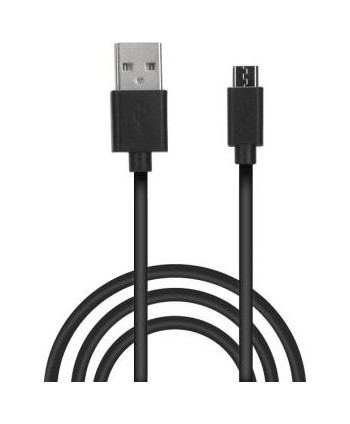 STREAM Play&Charge USB Cable Set p/ PS4 - SL-450104-BK