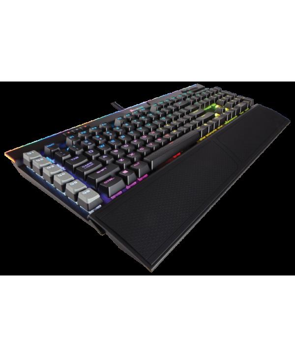 Teclado Corsair K95 RGB, Platinum RGB LED, Cherry MX Brown