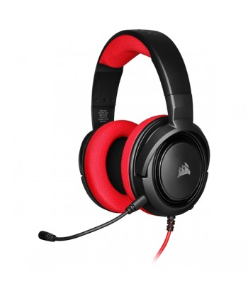 Ausc Corsair  HS35 Red - CA-9011198-EU