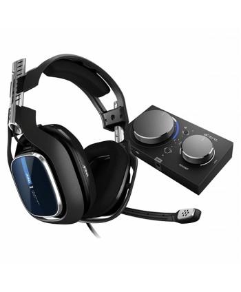 ASTRO A40 TR Headset + MixAmp Pro TR - PS4 e PC