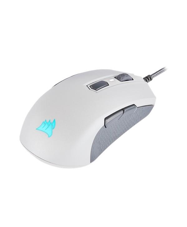Rato Corsair M55 RGB PRO,  White 12000DPI