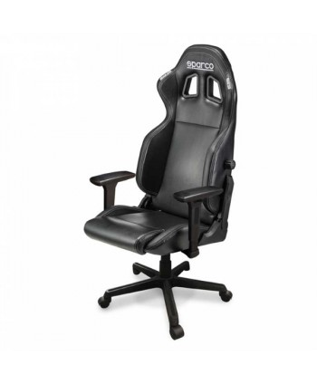 Cadeira gaming Sparco ICON preto - SP00998NRNR