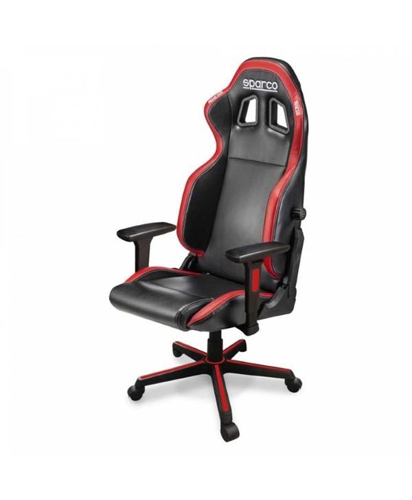 Cadeira gaming Sparco ICON preto/vermelho