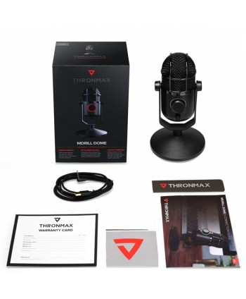 Microfone Thronmax Mdrill Dome PLUS - MD3 PLUS