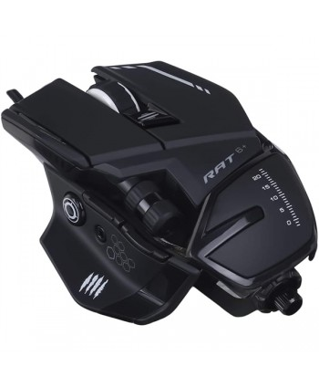 Rato Mad Catz R.A.T. 6+ - MR04DCINBL000-0