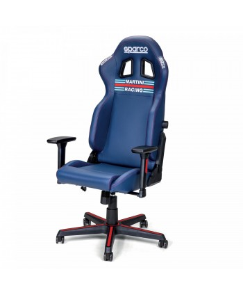 Cadeira gaming Sparco ICON MARTINI RACING