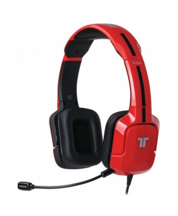 Auscultador Tritton Kunai para PC Vermelho - TRI903580003/02/1