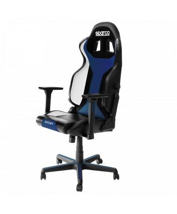 Cadeira gaming Sparco GRIP Preto/BLUE SKY 2019