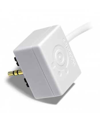 SteelSeries Xbox headset connector (white)