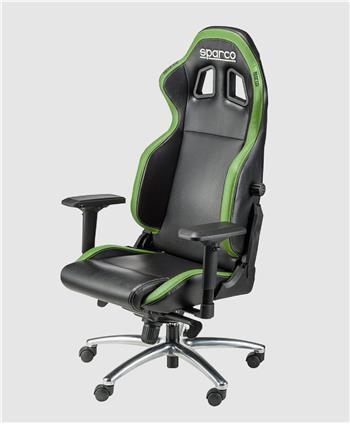 cadeira-gaming-sparco-respawn-sg-1-pretoverde