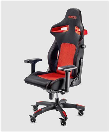 cadeira-gaming-sparco-stint-pretovermelho